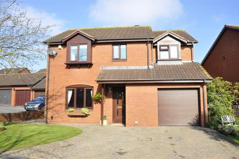 4 bedroom detached house for sale - Pinwood Meadow, Exeter
