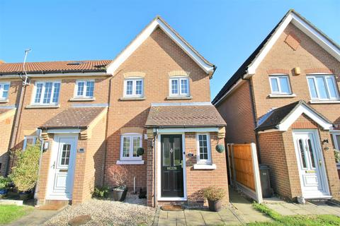 2 bedroom end of terrace house for sale - Rushton Grove, Church Langley, Harlow