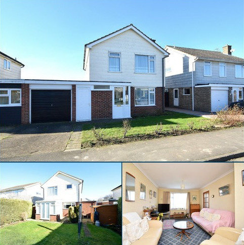 3 bedroom detached house for sale - Playfield Road, Capel St. Mary, Ipswich IP9 2HP
