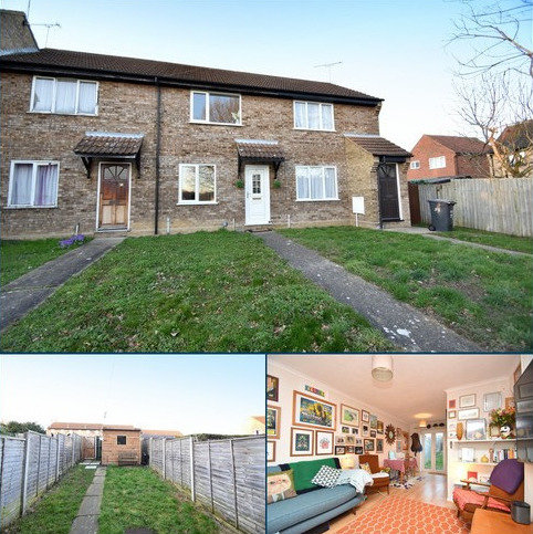 2 bedroom terraced house for sale - Sycamore Close, Ipswich, IP8 3RL