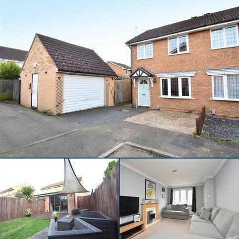 2 bedroom semi-detached house for sale - Blackthorn Close, Purdis Farm, Ipswich IP3 8SR