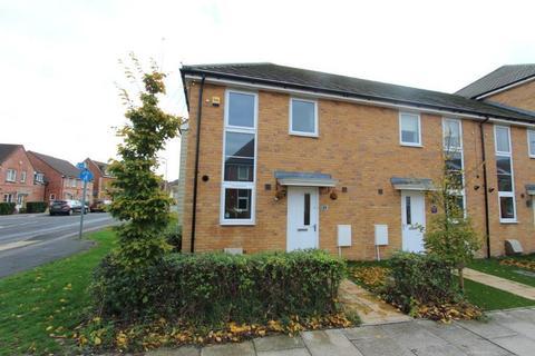3 bedroom end of terrace house for sale - Helidor Walk, Sittingbourne
