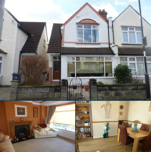 3 Bedroom Semi Detached House For Sale Woodside Court Road Croydon Cr0