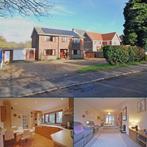 4 bedroom detached house for sale - The Street, Ashwellthorpe