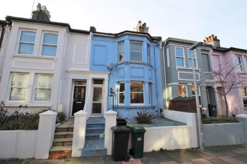 3 bedroom terraced house for sale - Bonchurch Road, Brighton, BN2 3PJ