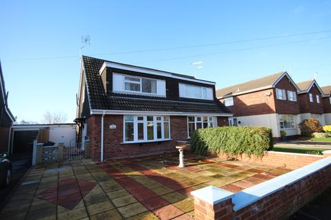 2 bedroom semi-detached house for sale - Oldfield Crescent, Vicars Cross