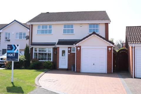 5 bedroom detached house for sale - Rickard Close, Knowle