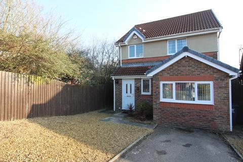 3 bedroom detached house for sale - Clos Cwm Creunant, Pontprennau, Cardiff