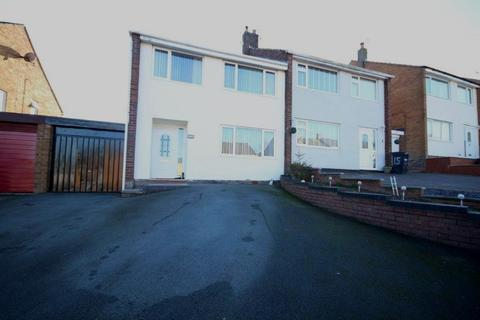 3 bedroom semi-detached house for sale - Hadfield Close, Connah's Quay