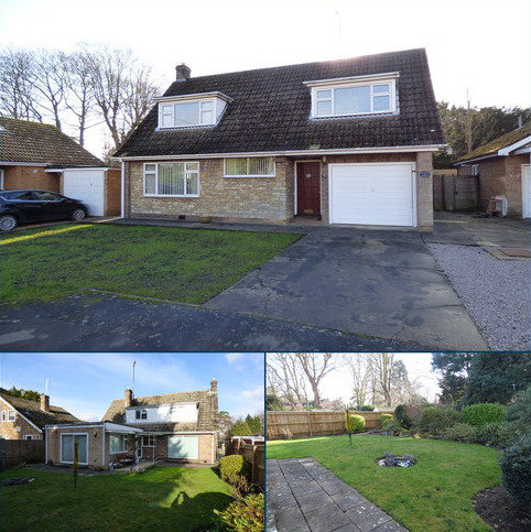 3 bedroom detached bungalow for sale - Cley Hall Gardens, Spalding