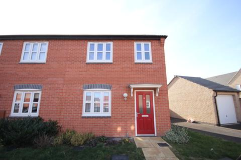 3 bedroom semi-detached house to rent - Goodwood Road, Oakham, Rutland