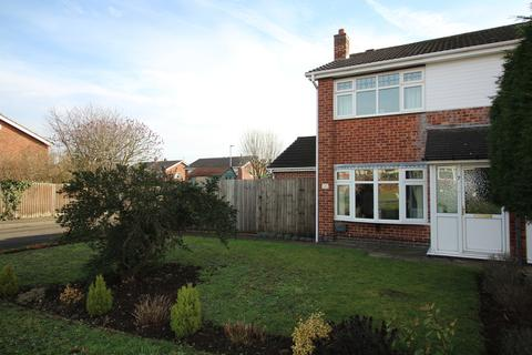 3 bedroom semi-detached house for sale - Hathern Road, Shepshed