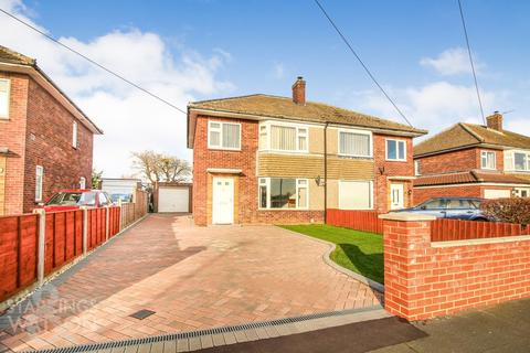 3 bedroom semi-detached house for sale - Upper Breckland Road, Costessey, Norwich