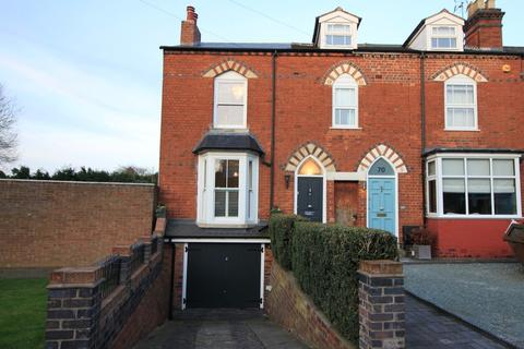 4 bedroom end of terrace house for sale - Serpentine Road, Harborne
