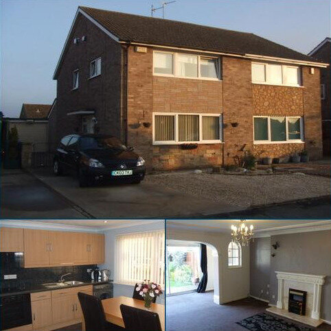 3 bedroom semi-detached house to rent - Chesham Grove, Goole