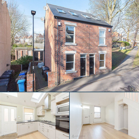 2 bedroom semi-detached house to rent - Chorley Road, Fulwood, Sheffield
