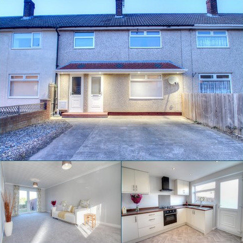 3 bedroom terraced house for sale - Keats Road, Middlesbrough