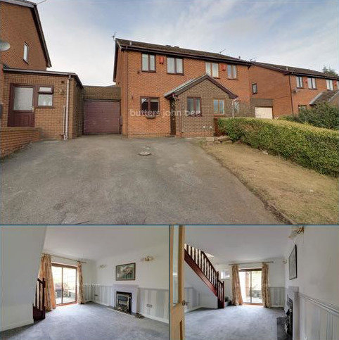 2 bedroom semi-detached house for sale - Brentwood Drive, Werrington