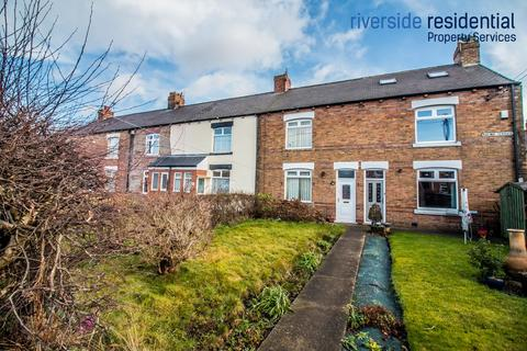 2 bedroom terraced house for sale - Railway Terrace, Penshaw, Houghton Le Spring, DH4