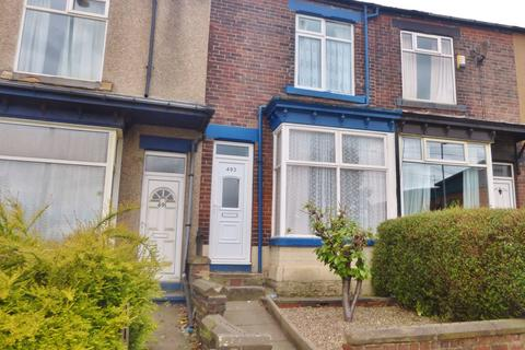 3 bedroom terraced house to rent - Middlewood Road, Hillsborough, S6 1TL