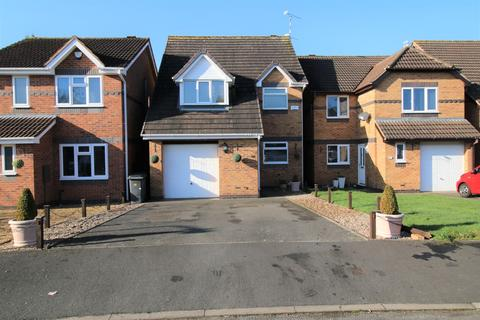 3 bedroom detached house for sale - Baseley Way, Coventry