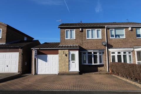 3 bedroom semi-detached house for sale - Kirton Way, Cramlington