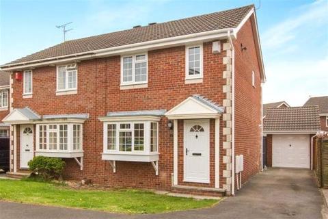 3 bedroom semi-detached house to rent - Lime Kiln Gardens, Bradley Stoke, Bristol, BS32