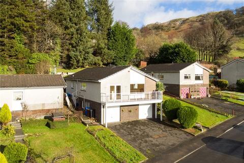 4 bedroom detached house for sale - Milton Court, Milton, Dumbarton, West Dunbartonshire