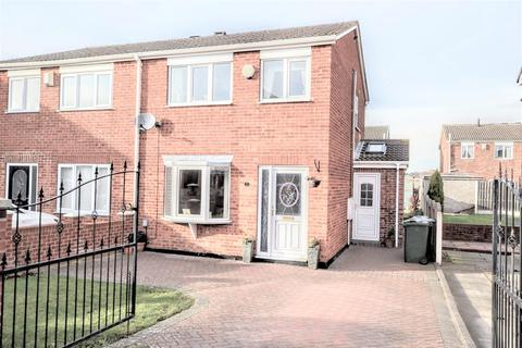 3 bedroom semi-detached house for sale - Tor Close, Barnsley, S71 1XS