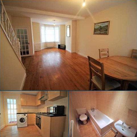 3 bedroom terraced house to rent - Grosvenor Road, London