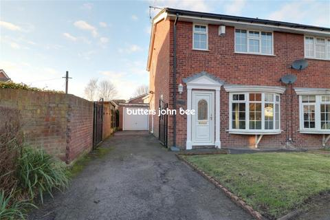 3 bedroom semi-detached house to rent - Mallard Way, Winsford