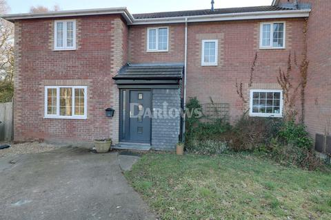 3 bedroom end of terrace house for sale - Mayhill Close, Thornhill