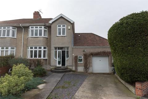4 bedroom semi-detached house for sale - The Crescent, Henleaze, Bristol, BS9