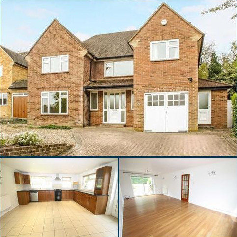 5 bedroom detached house to rent - Rushington Avenue, Maidenhead Central, SL6