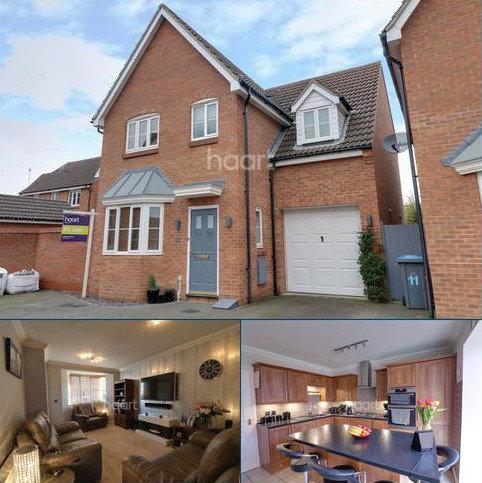 4 bedroom detached house for sale - Walker Chase, Grange Farm