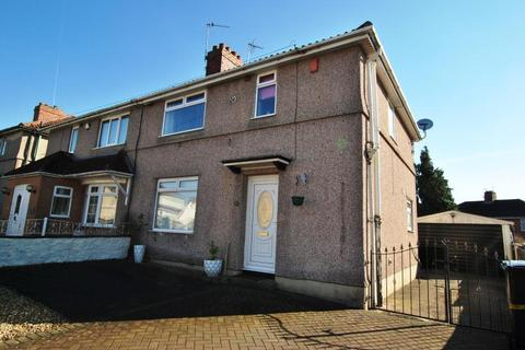 3 bedroom semi-detached house to rent - Crossways Road, Knowle, Bristol , BS4 2SQ