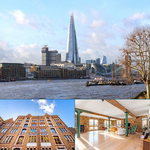 3 bedroom character property for sale - Olivers Wharf, 64 Wapping High Street, London, E1W