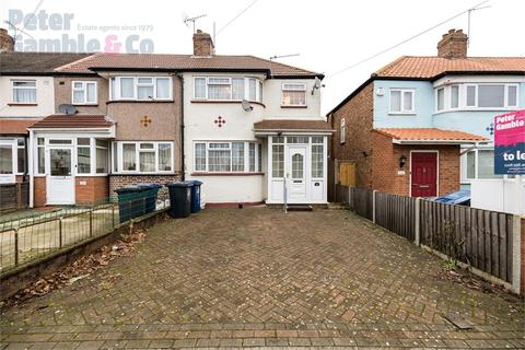 3 bedroom end of terrace house for sale - Woodhouse Avenue, Perivale, Greenford, Greater London