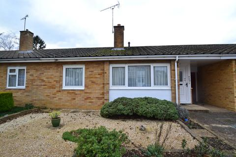 2 bedroom terraced bungalow for sale - Lowndes Way, Winslow