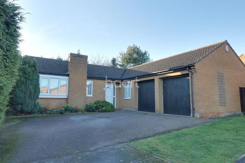 3 bedroom bungalow for sale - Strawberry Hill  Northampton