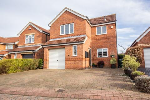 3 bedroom detached house for sale - 14 Moat Close, Woodlaithes Village, S66 3ZH