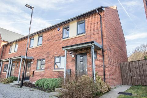 3 bedroom end of terrace house for sale - Lavender Way , Sheffield, S5 6DH