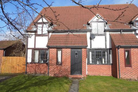 2 bedroom terraced house for sale - Hadleigh Court, Durham, DH6