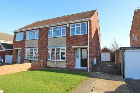 3 bedroom semi-detached house for sale - CLIXBY CLOSE, CLEETHORPES