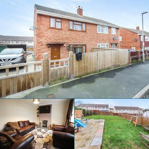 3 bedroom semi-detached house for sale - Woodlands Avenue, Talgarth, Brecon, Powys