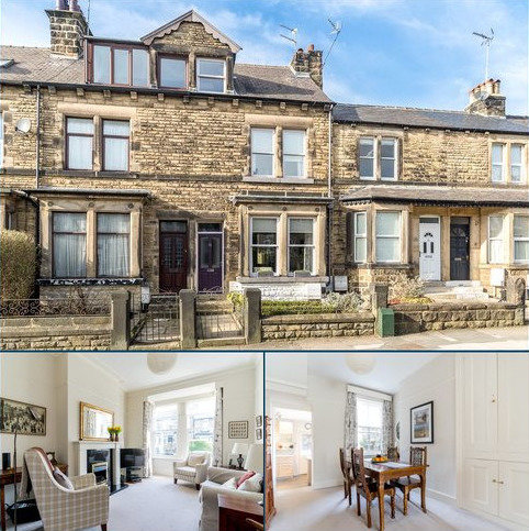 3 bedroom character property for sale - Mayfield Grove, Harrogate, North Yorkshire