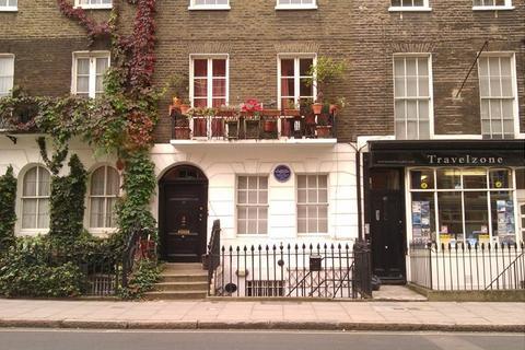 1 bedroom flat to rent - Judd Street, London