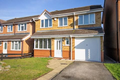 4 bedroom detached house for sale - Linacres Drive, Chellaston, Derby