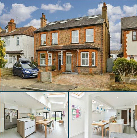 5 bedroom semi-detached house for sale - Bond Road, Surbiton