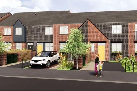 2 bedroom townhouse for sale - Perry Road, Nottingham, Nottinghamshire, NG5